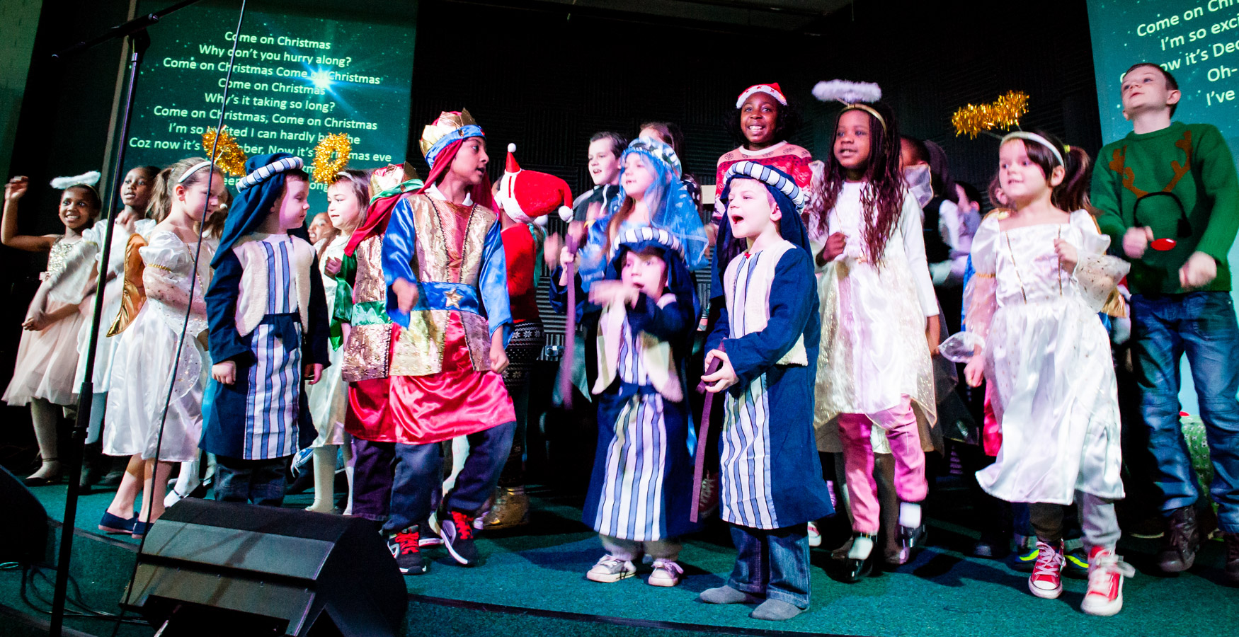 Photos from the Kidz Christmas Play - Amazing!GRACE Church